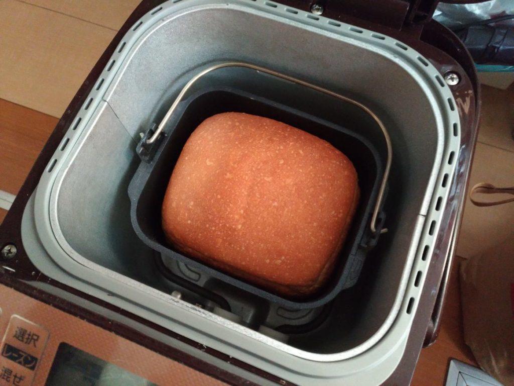 ホームベーカリー パン 粉ミルク