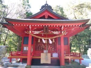 厳島神社 宮崎県