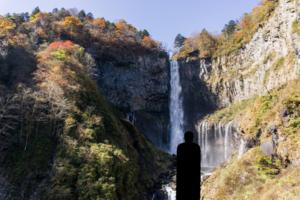 大仏 滝行