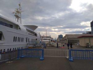 シンフォニー 乗船