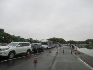 伊勢神宮 駐車場