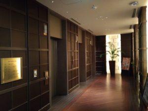 ラビスタ函館ベイ エレベーター